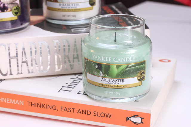 Yankee Candle: Pure Essence review