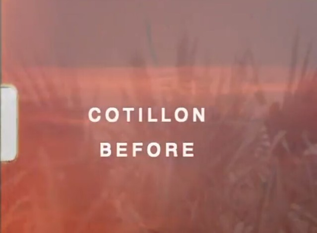 "Made a New Music Video For Cotillon ""Before"""