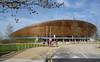 Velodrome, Velopark, Stratford , London