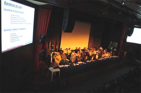 Plenária de preparação da Campanha Salarial 2011