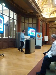 Demoing Known @withKnown at @MozillaParis