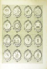 Lot 156 Medaillon du roi plate