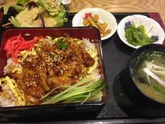 Teriyaki Chicken on Rice @Ichii Restaurant, West Y…