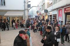 Dax fête Noël 2014 : animations dans les rues du centre ville
