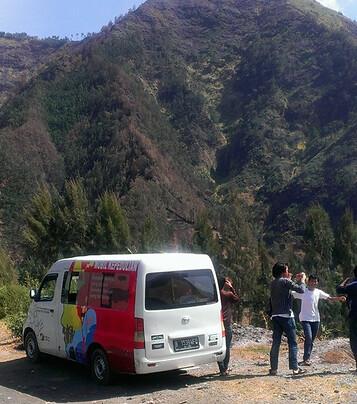 #TurLiterasiJawa bersama mobilKEPEDULIAN 2.