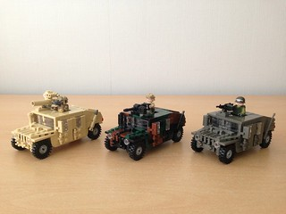 Humvee Collection Part One