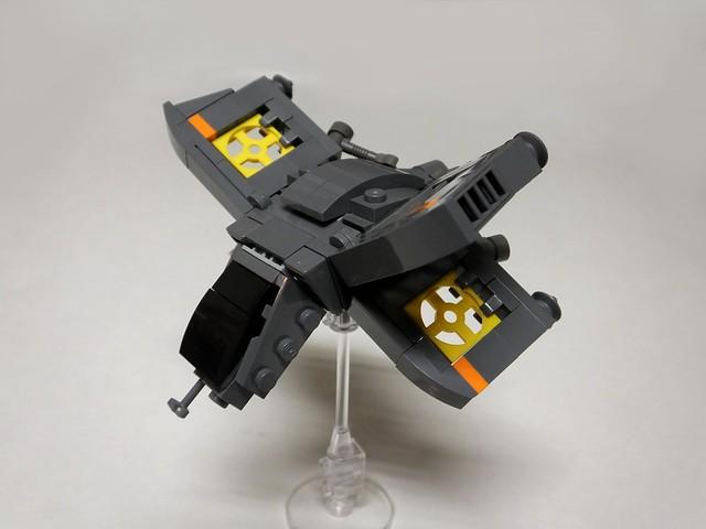 "Mini CIRCORP ""VETO"" Very Rapid Interdictor Strike Platform"