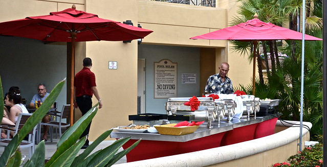 PGA National Resort and Spa - waves restaurant buffet