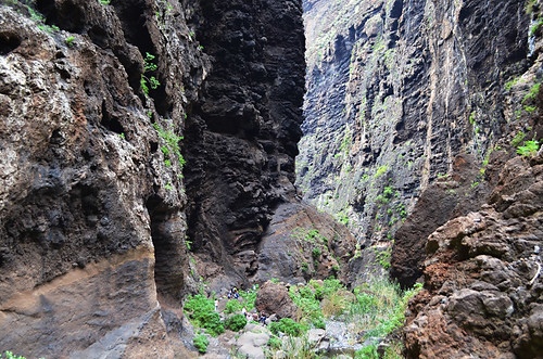 Walking, Masca Barranco, Buenavista del Norte, Tenerife