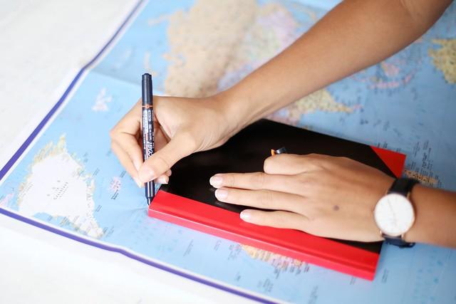Travel Journals www.apairandasparediy.com