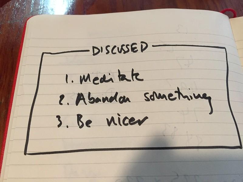 Discussed 5