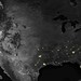 Satellite Sees Holiday Lights Brighten Cities - United States by NASA Goddard Photo and Video