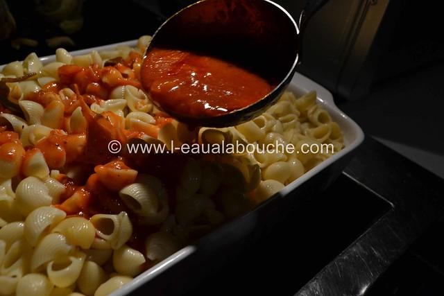 Côtelettes en Cocotte à la Sauce Tomate et Pipe Rigate © Ana Luthi Tous droits réservés 018_GF