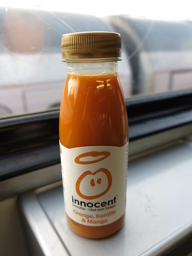 Smoothie Orange, Karotte & Mango (innocent)