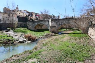IMG_5100 Ontinyent (Bridge built in 1501) - Seen in Explore - 2015-03-02 # 317