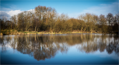 "trees reflection water hall fishing daily 365 bryn wigan davegreen lodges greenheart 1aday landsite colliery"" oyphotos fujixt1 ""garswood"