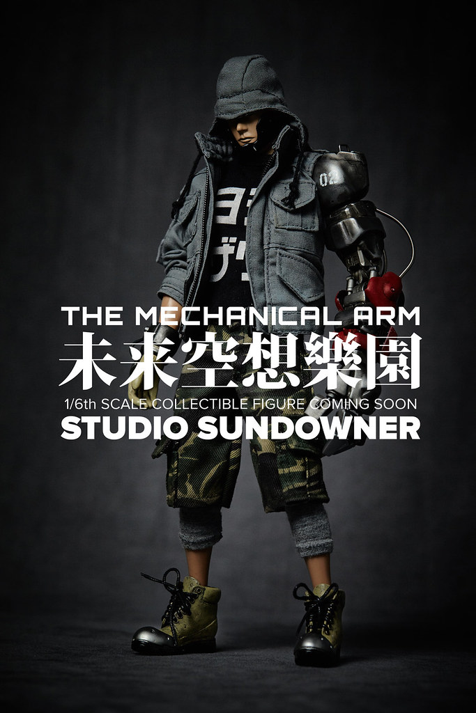 """【追加官圖 & 販售資訊】台灣12吋強力新品牌""""STUDIO SUNDOWNER"""" 強勢登場!"""