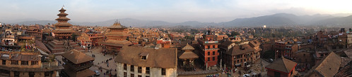 nepal canon scenic panoramic bhaktapur 500d canon500d