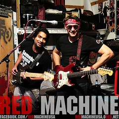 #RedMachineUSA show Saturday night. Come one, come all for some serious #RockandRoll #ORedMusic http://bit.ly/haasmusic