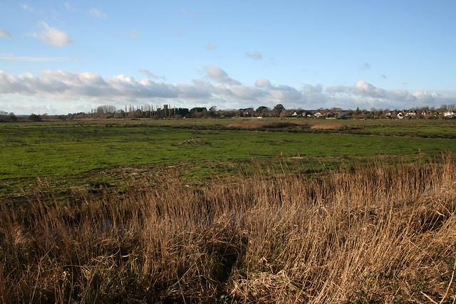 View to Wareham
