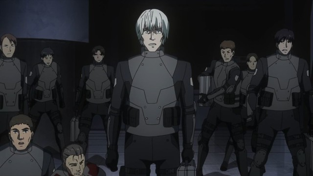 Tokyo Ghoul A ep 2 - image 01