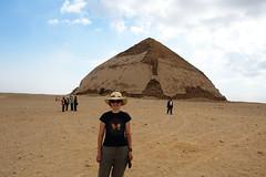 Me at the Bent Pyramid