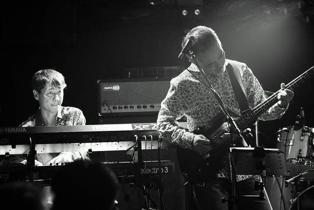CABU live at Outbreak, Tokyo, 15 Feb 2015. 207