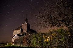 Aillant-Sur-Tholon, la chapelle Sainte-Anne sous les étoiles (1) - Photo of Aillant-sur-Tholon