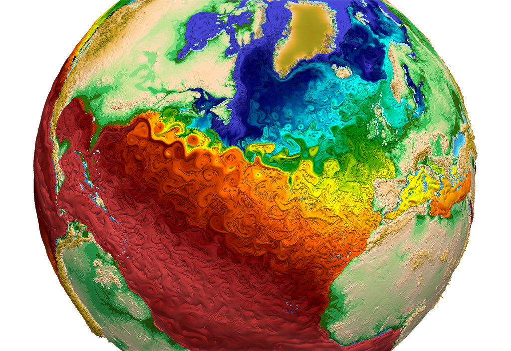 Picture of the Week: The art of climate modeling