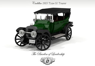 Cadillac 1915 Type 51 Tourer