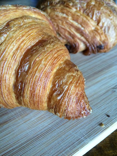 Croissants and Pain ain't Chocolat (ManresaBread)