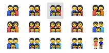 Иконки Apple для гомосектов и педерастов