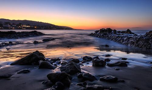 california beach sunrise dawn pch laguna tidepools lagunabeach californiabeaches lagunabeachtidepools