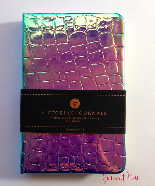 Review Victoria's Journals Purse Journal (1)