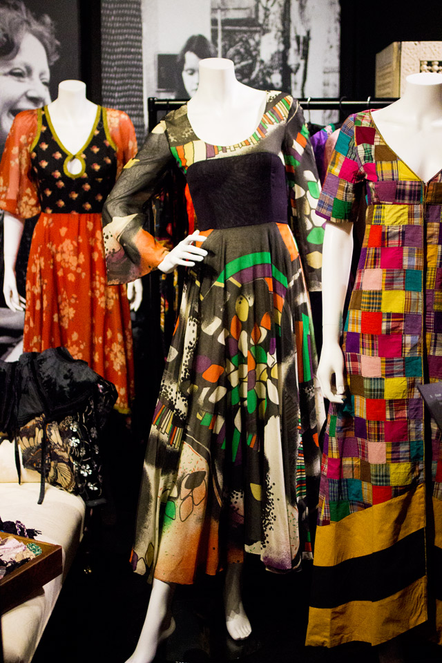 Thea Porter 70s dresses