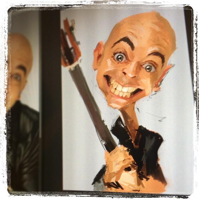 #wip #caricatures