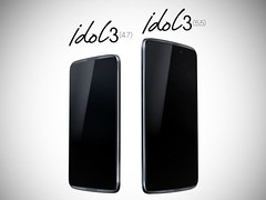 Alcatel Onetouch Idol 3 is the flagship Android that can do a handstand