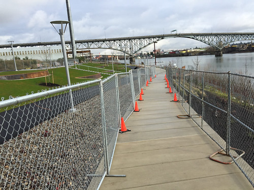 South Waterfront Greenway path-9