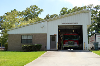 Bastrop Fire Station 3