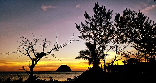 sunset sky beach nature water landscape island golden saltwater daruanak