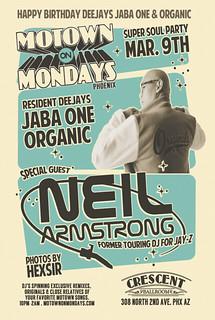 3/9 - Motown on Mondays Phoenix