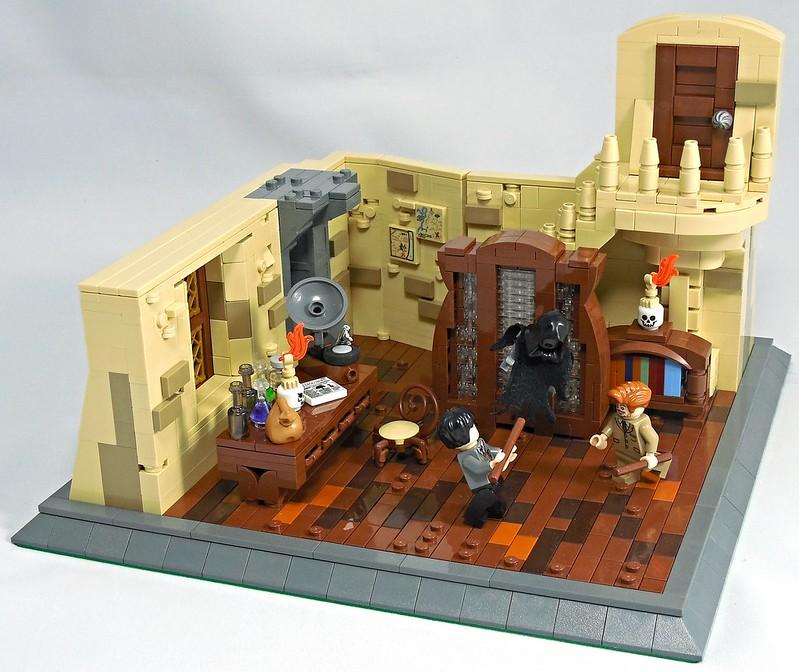 LEGO Vignette | Riddikulus!