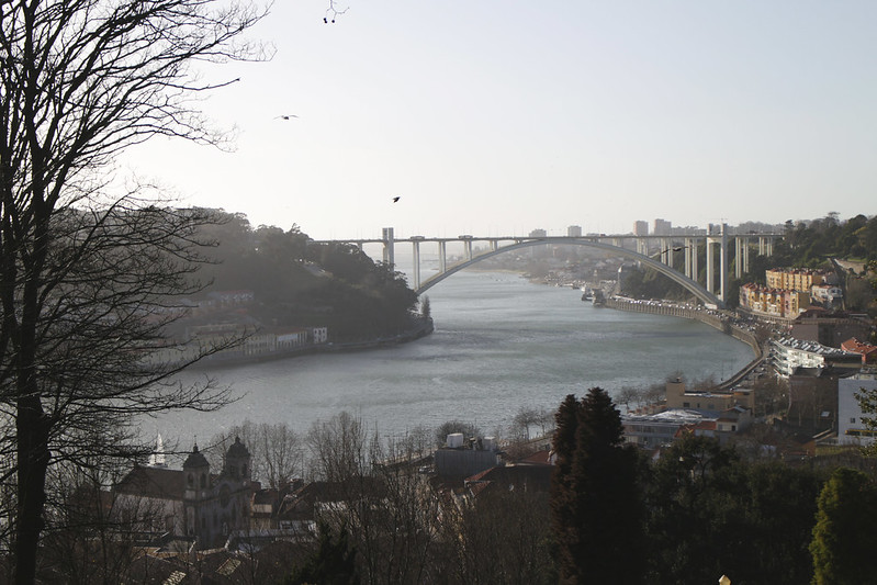 Jardins do Palácio de Cristal Porto