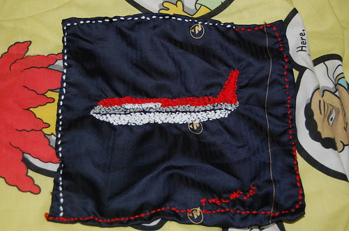 Northwest Airlines Needlework