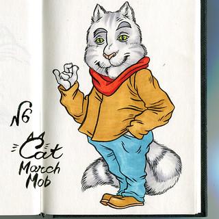 CatMarchMob06