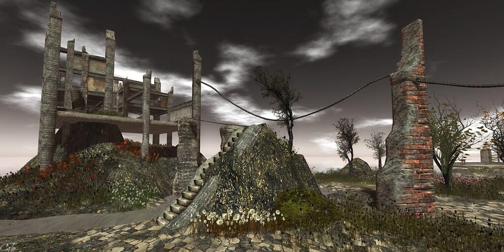 Ruins - I