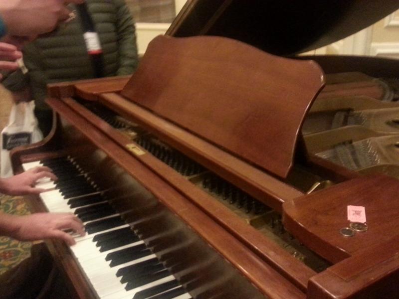 piano Royal York
