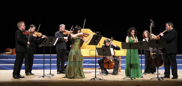 LA RITIRATA - JOSETXU OBREGÓN - FESTIVAL MUSIKA-MÚSICA 2015 - PALACIO EUSKALDUNA BILBAO
