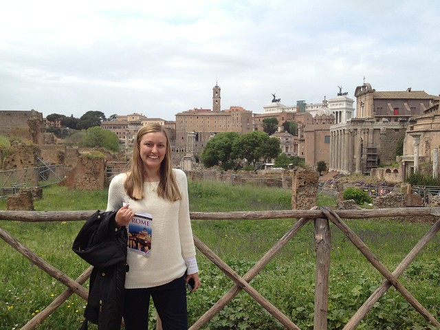 Rome: The Honeymooners