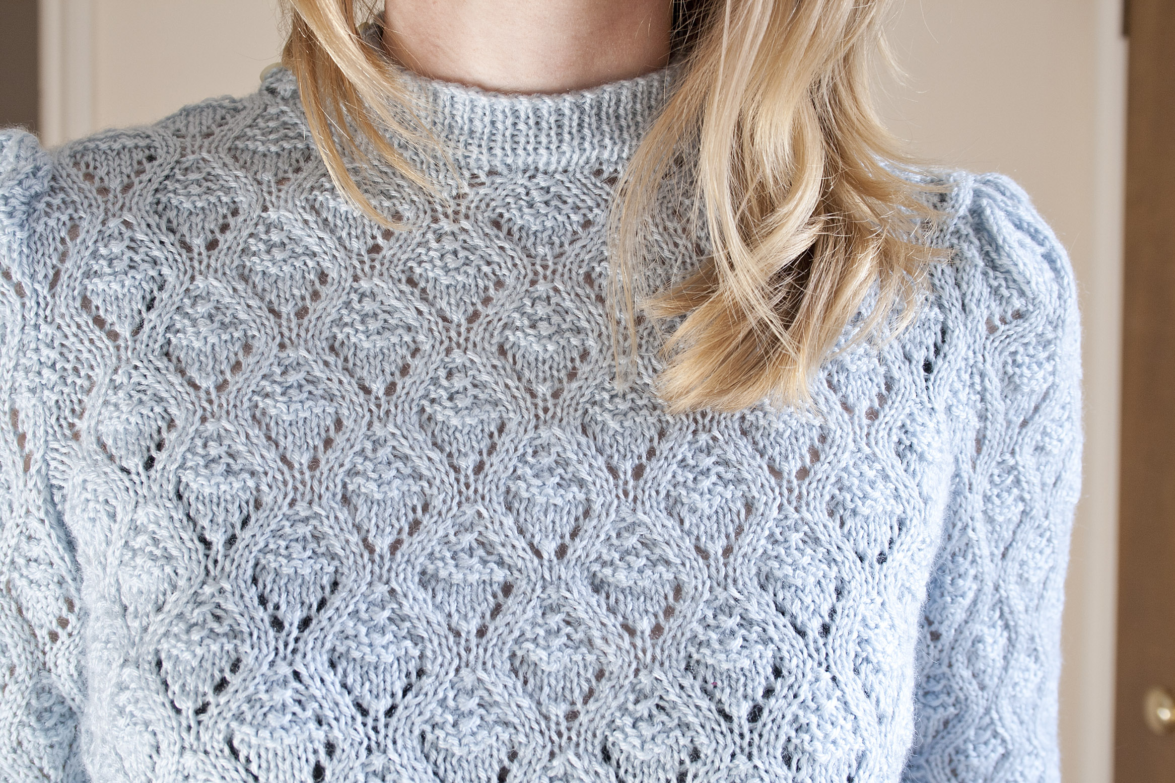 Elinor Lace Jumper